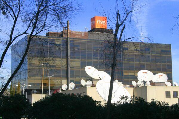 Crisis en la televisión pública española - Sputnik Mundo