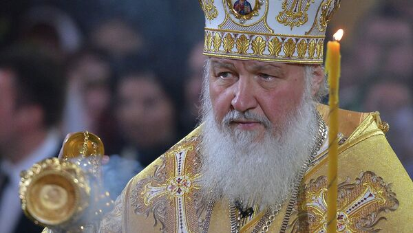 Kirill, patriarca de Moscú y Toda Rusia - Sputnik Mundo