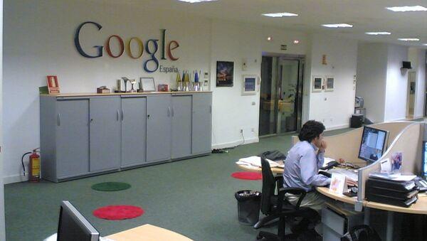 Oficina española de Google - Sputnik Mundo