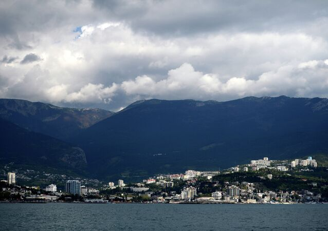 Ciudad de Yalta, Crimea