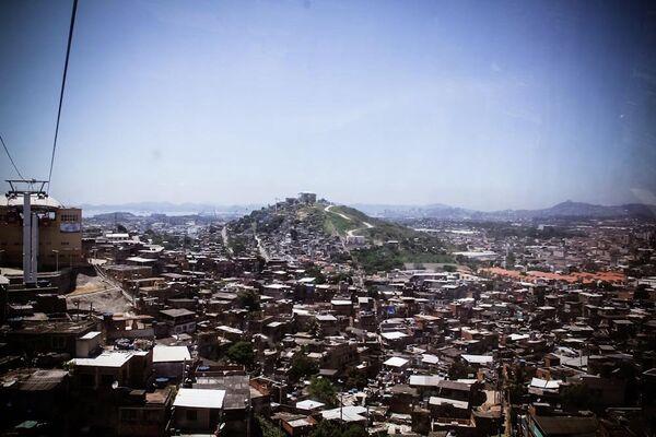 Favelas de la Maré - Sputnik Mundo