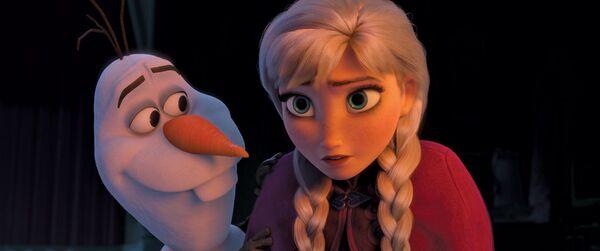 Una escritora peruana acusa a Disney de plagio de la película Frozen - Sputnik Mundo