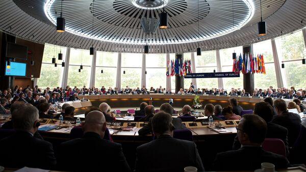 Tribunal Europeo en Derechos Humanos (archivo) - Sputnik Mundo