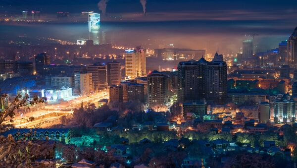 Almaty, urbanización - Sputnik Mundo