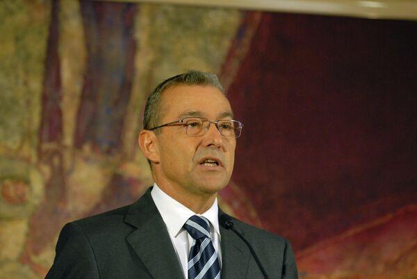 Paulino Rivero, presidente del Gobierno de Canarias - Sputnik Mundo