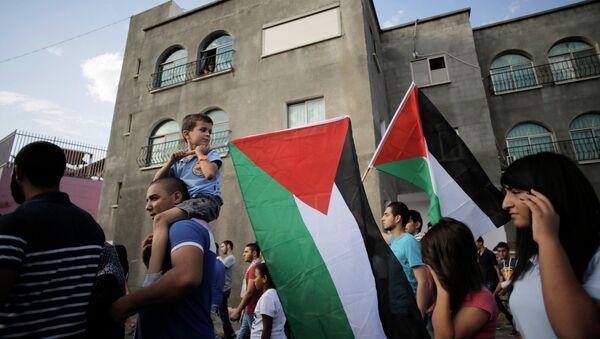 Suecia anuncia que reconocerá a Palestina como Estado - Sputnik Mundo