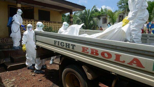 Ascienden a 4.033 los muertos por ébola, según la OMS - Sputnik Mundo