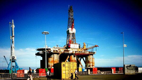 Extracción de petróleo en las islas Canarias - Sputnik Mundo