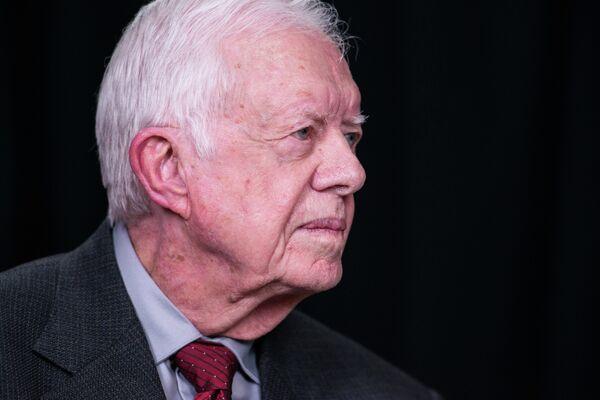 Jimmy Carter - Sputnik Mundo