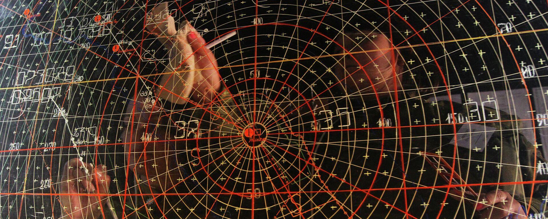 Un radar, imagen referencial - Sputnik Mundo, 1920, 31.03.2021