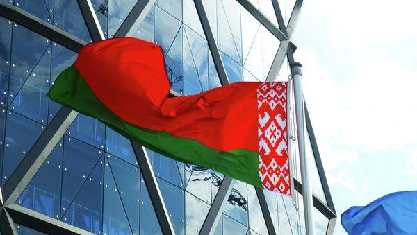La bandera de Bielorrusia - Sputnik Mundo