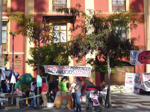 Los desalojos de las viviendas en España se disparan en el último trimestre - Sputnik Mundo