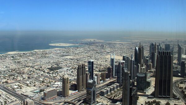 Dubái - Sputnik Mundo