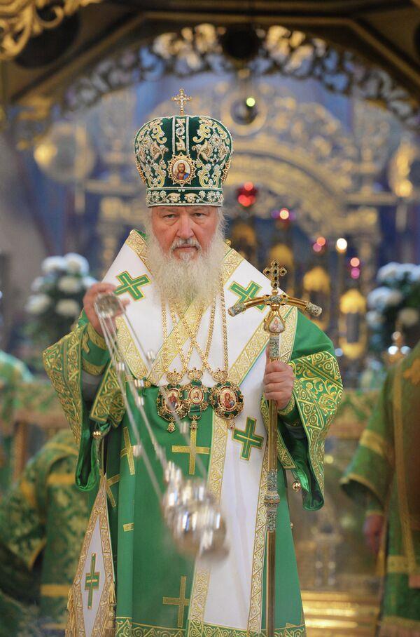Patriarca de Moscú y Rusia Kiril - Sputnik Mundo