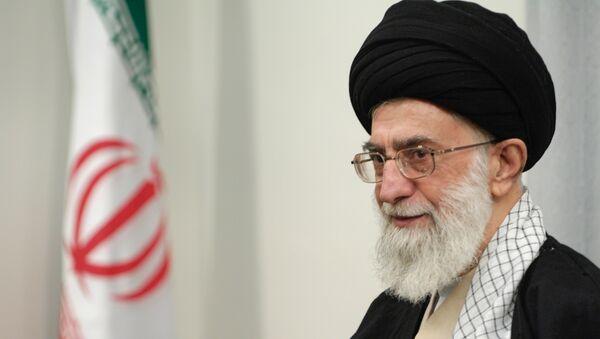 Alí Jamenei - Sputnik Mundo