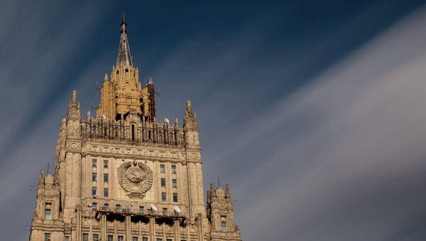 El Ministerio de Asuntos Exteriores de Rusia confirmó hoy la ejecución del ciudadano ruso en Pakistán - Sputnik Mundo