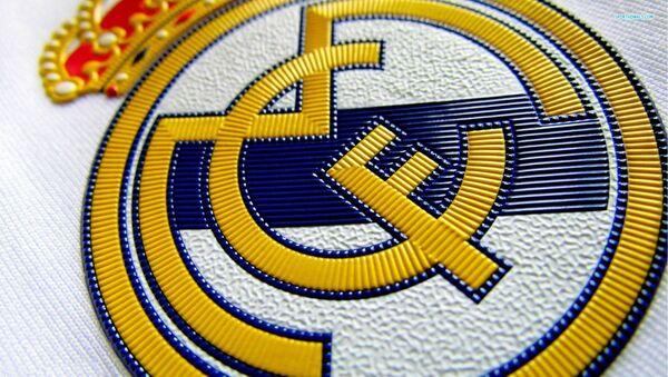 Logo Real Madrid CF - Sputnik Mundo