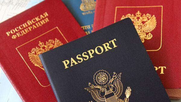 Más de 553.000 ciudadanos rusos declaran poseer una segunda ciudadanía - Sputnik Mundo