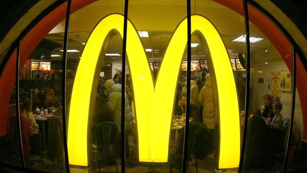 Más de 200 inspecciones se realizan en restaurantes McDonald's en Rusia - Sputnik Mundo