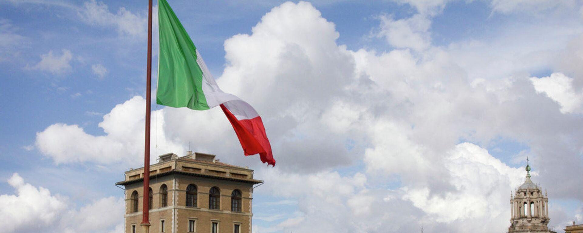 Флаг Италии - Sputnik Mundo, 1920, 27.04.2021