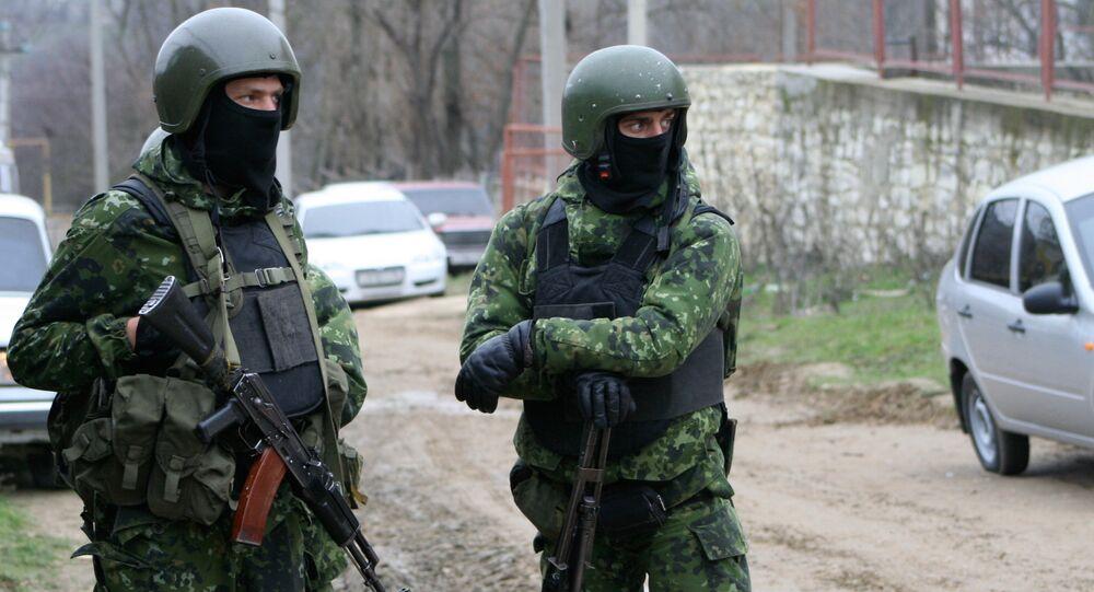 La operación especial en Daguestán (archivo)