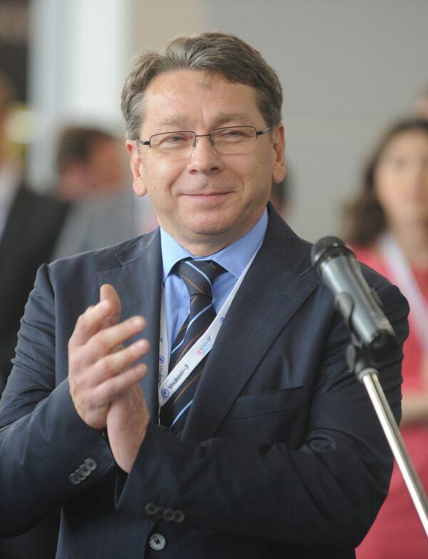 Andréi Diákov - Sputnik Mundo