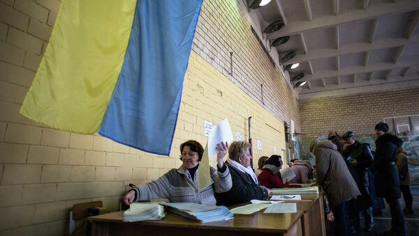 Expertos dudan de la viabilidad del nuevo Gobierno ucraniano - Sputnik Mundo