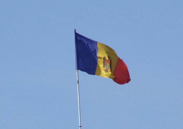 Bandera de Moldavia