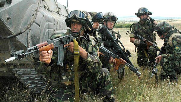 Rumanía ejerce el papel de alumno obediente de la OTAN, según experta - Sputnik Mundo