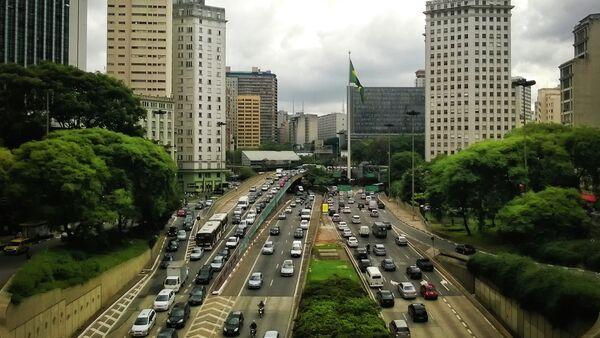 São Paulo - Sputnik Mundo