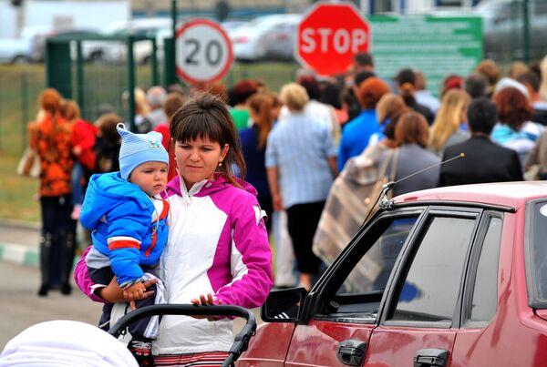 Bielorrusia recibe a unos 30.000 refugiados del este de Ucrania - Sputnik Mundo