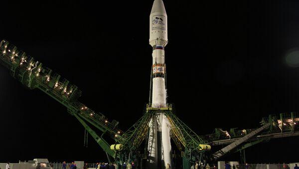 El cohete portador ruso Soyuz 2.1a (archivo) - Sputnik Mundo