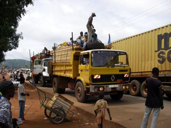 Los cascos azules liberan a 67 personas secuestradas en la República Centroafricana - Sputnik Mundo