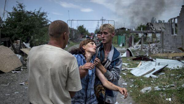 Los rusos destacan la guerra en Ucrania como principal acontecimiento mundial de 2014 - Sputnik Mundo