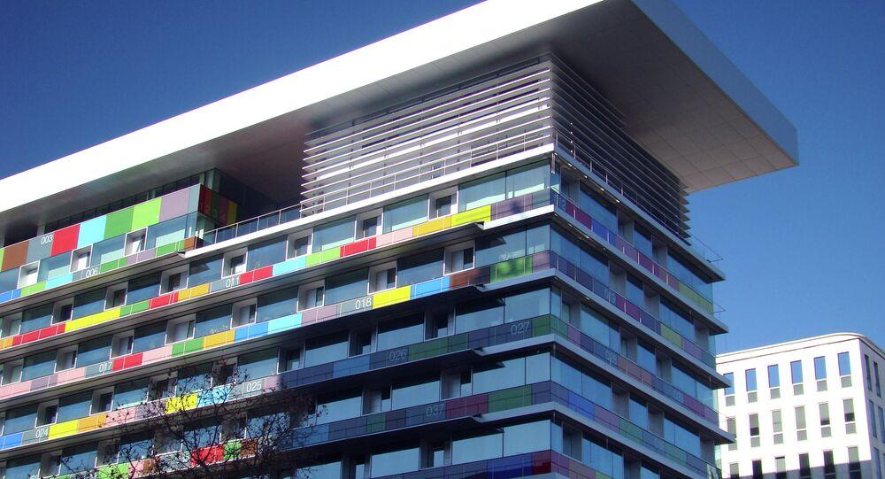 Sede del Instituto Nacional de Estadística, en Madrid