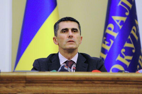 Vitali Yarema, fiscal general de Ucrania - Sputnik Mundo