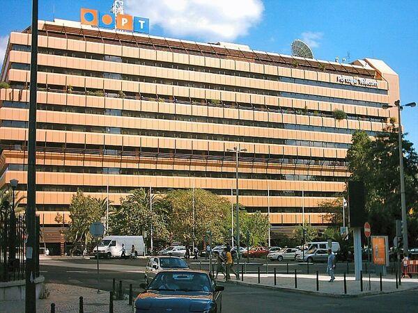 Portugal Telecom - Sputnik Mundo