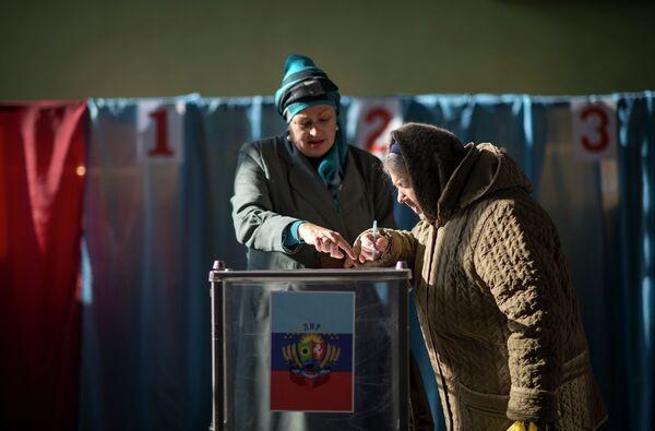 Moldavia no reconoce las elecciones en las repúblicas autoproclamadas de Donbás - Sputnik Mundo