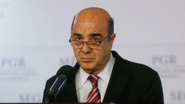 Exprocurador general de México Jesús Murillo Karam - Sputnik Mundo