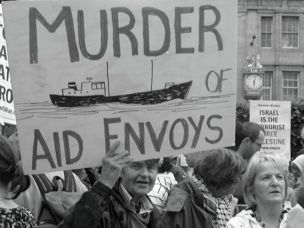 La Corte Penal de La Haya rehúsa investigar el ataque a la Flotilla de la Libertad - Sputnik Mundo