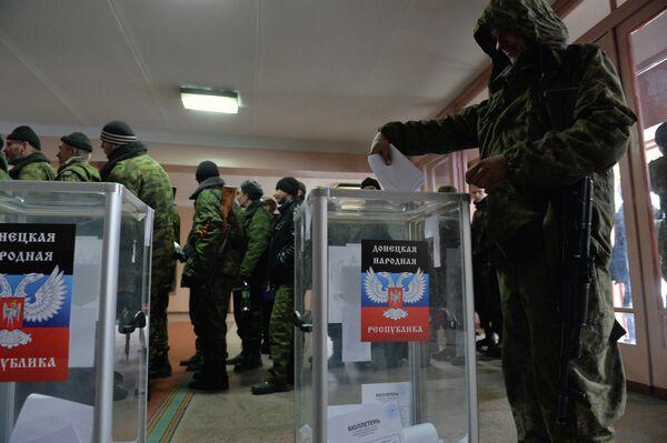 El Kremlin dice que respetar los comicios de Donbás no significa reconocerlos - Sputnik Mundo