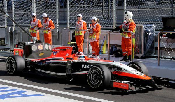 La escudería Marussia se despide de la Fórmula Uno - Sputnik Mundo