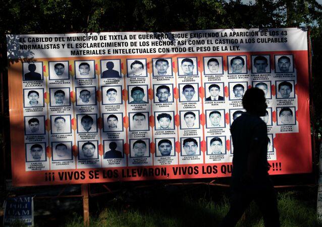 Fotos de los estudiantes desaparecidos