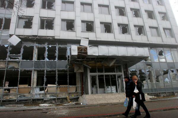Embajador ruso acusa a los medios estadounidenses de tergiversar la información de Ucrania - Sputnik Mundo