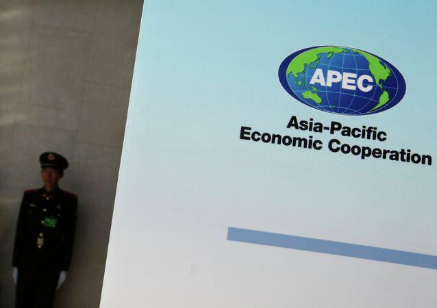 Logo de APEC (archivo)
