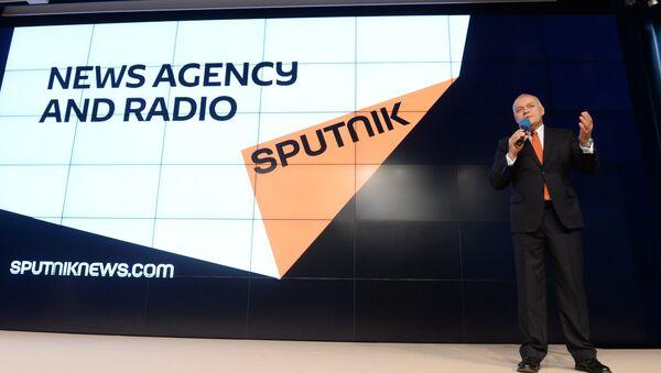Presentación de Sputnik - Sputnik Mundo