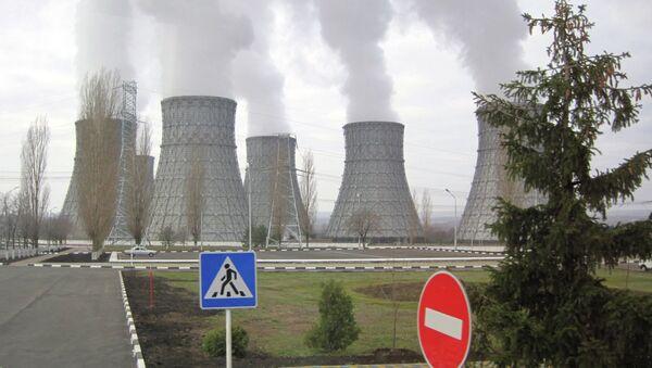 Central nuclear Novovorónezhskaia - Sputnik Mundo