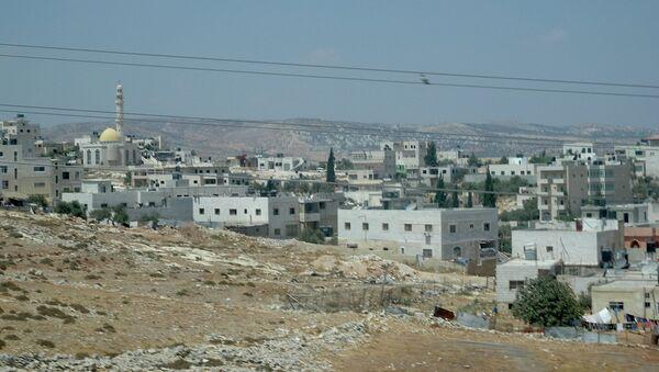 Territorio palestino - Sputnik Mundo