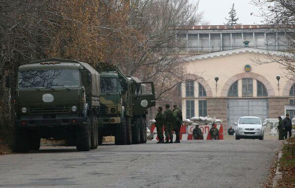 Rusia afirma que Kiev se aprovecha de la presunta entrada de las tropas rusas en Ucrania - Sputnik Mundo