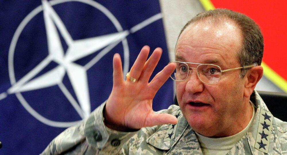 Philip Mark Breedlove, comandante general de la OTAN en Europa